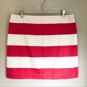 🆕NWT Vineyard Vines Striped Awning Skirt, Sz 12